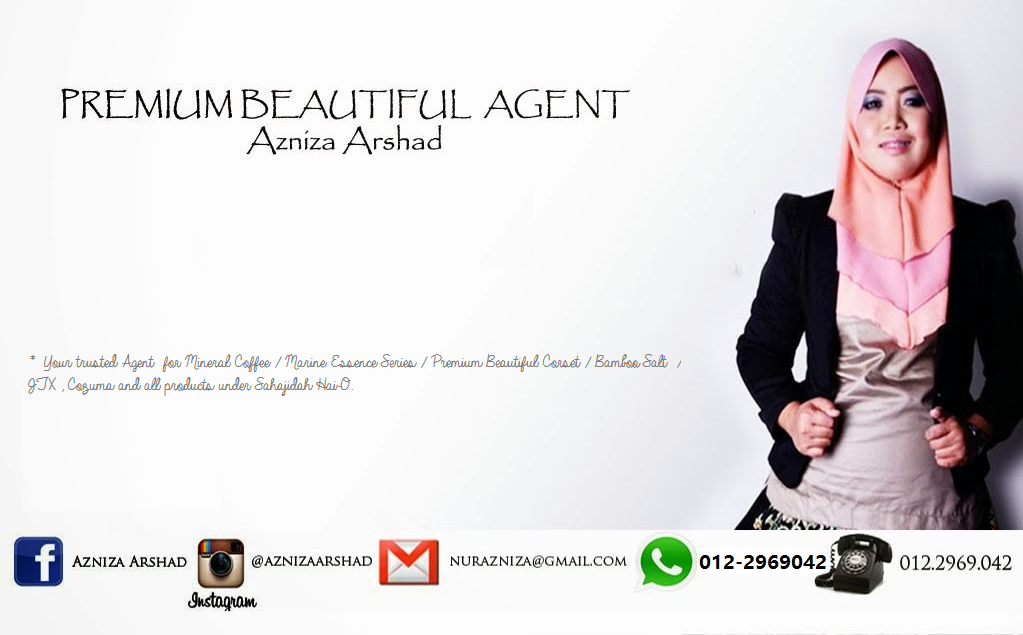 Premium Beautiful Corset by Azniza Arshad