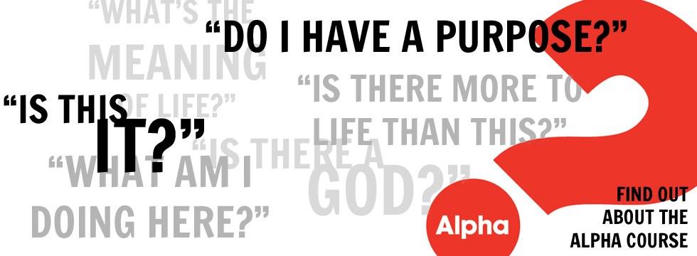 ALPHA COURSE (10 WEEKS)