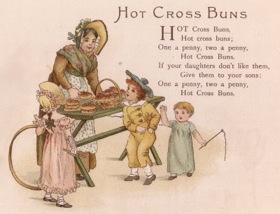 Bytes: Hot Cross Buns