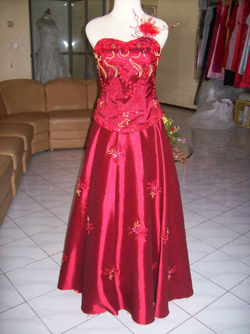 Gaun Pesta 2014 Baju Pengantin Muslimah | Auto Design Tech