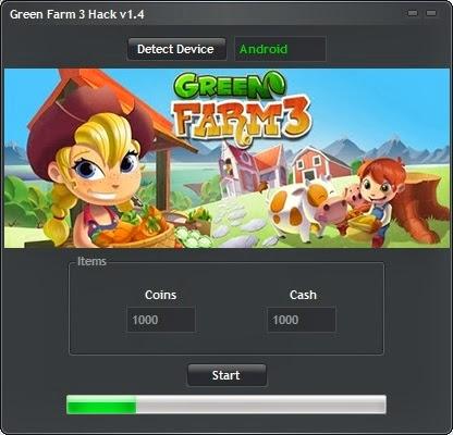 Green Farm 3 Game Hack v1.2