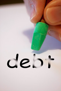 Pay off debt using debt management techniques