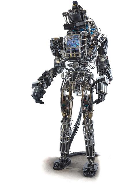 DRC Atlas Robot
