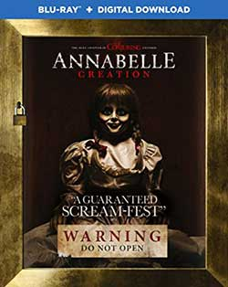 Annabelle Creation 2017 English BluRay 720p ESubs 1GB