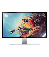 Buy Samsung 68.5 cm (27) Led Ls27d590cs/xl Curved Monitor at Rs. 23799  : ytoearn