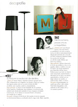 JOTA en ELLE Decoration Mayo 2012