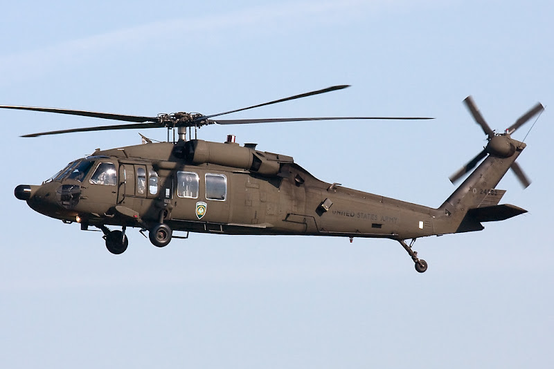 UH-60 Black Hawk Medium Lift Utility Helicopters