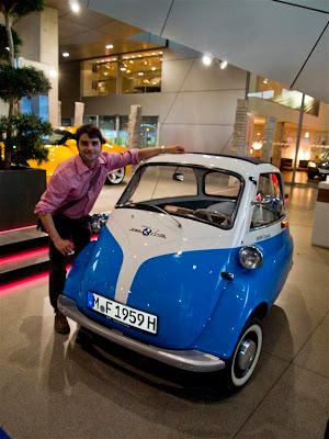 BMW Welt en Munich