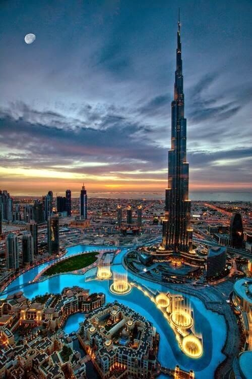 Dubai, UAE the most inspiring city on earth