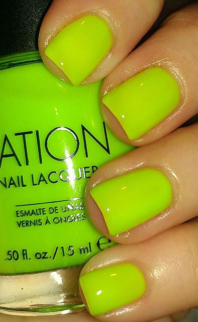Sation Loudest Color, Miss Professional Nail