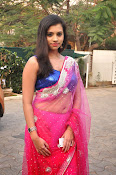 Priyanka photos in saree-thumbnail-15