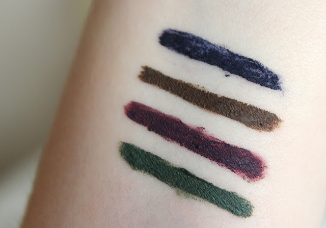 They're Real Colour Push Up Liner
