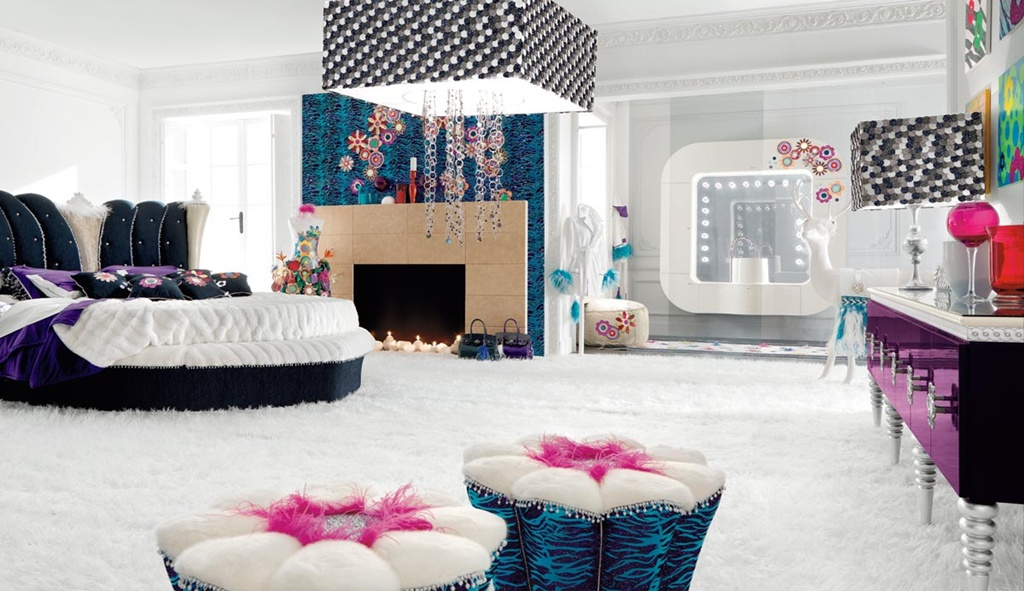 luxury teenage girl bedrooms