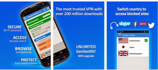 Hotspot Shield Elite VPN Apk