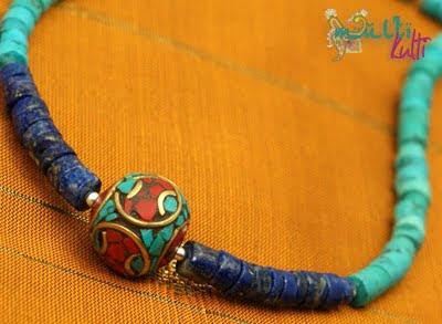 biżuteria męska etno