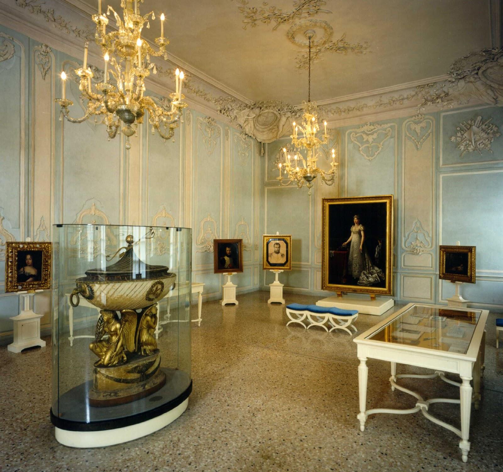 In visita a parma e dintorni maria luigia d austria e il for Corso di arredatore d interni