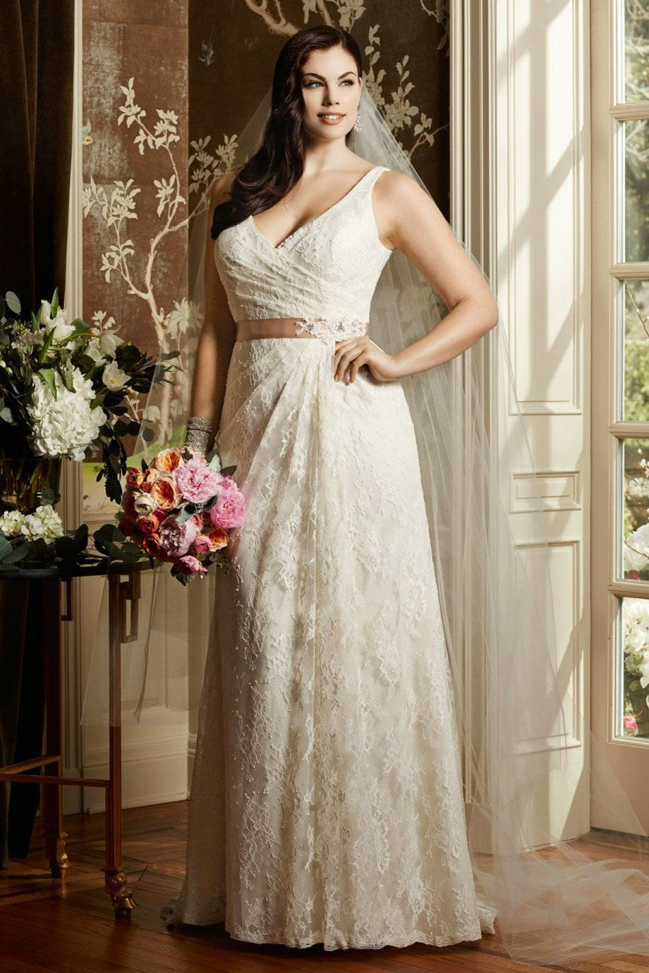 Dorable Wtoo Olivia Gown Crest - Wedding and flowers ispiration ...