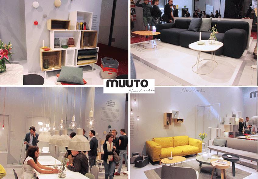 Muuto Feria de Milán 2014