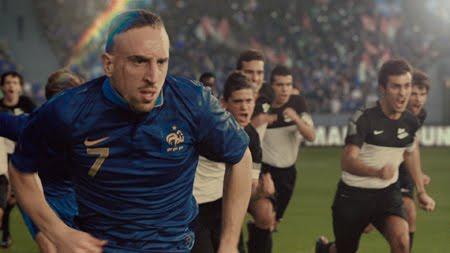 nuevo vídeo Nike futbol