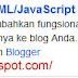 Cara menyimpan kode html di blog