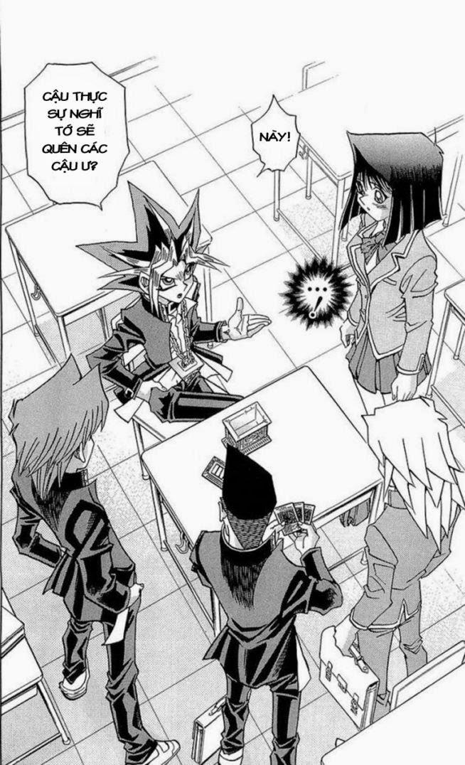 YuGi Oh – Vua Trò Chơi chap 281 Trang 16