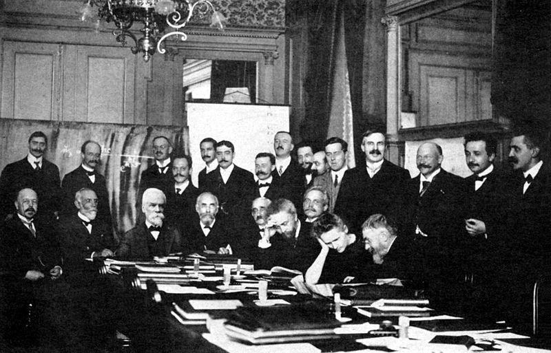 Conferencia Solvay