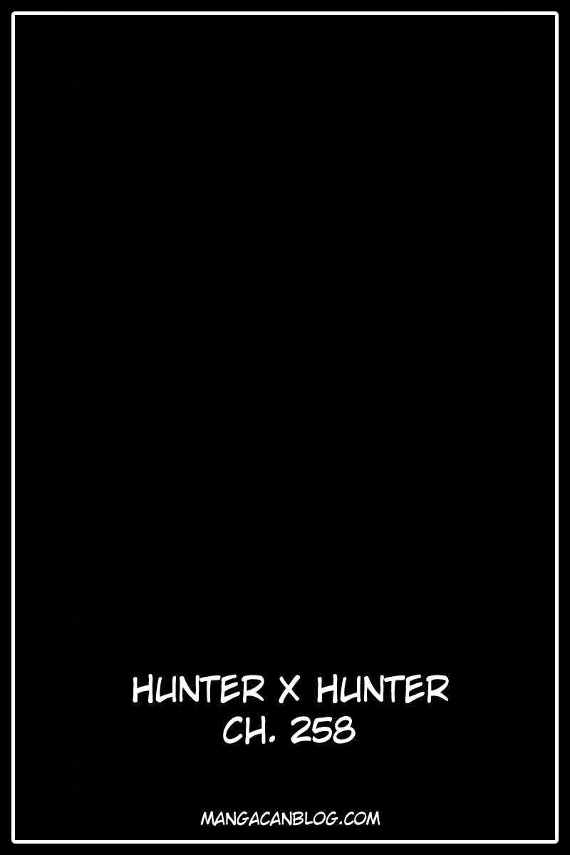 Dilarang COPAS - situs resmi www.mangacanblog.com - Komik hunter x hunter 258 - 1 - 2 259 Indonesia hunter x hunter 258 - 1 - 2 Terbaru 16|Baca Manga Komik Indonesia|Mangacan
