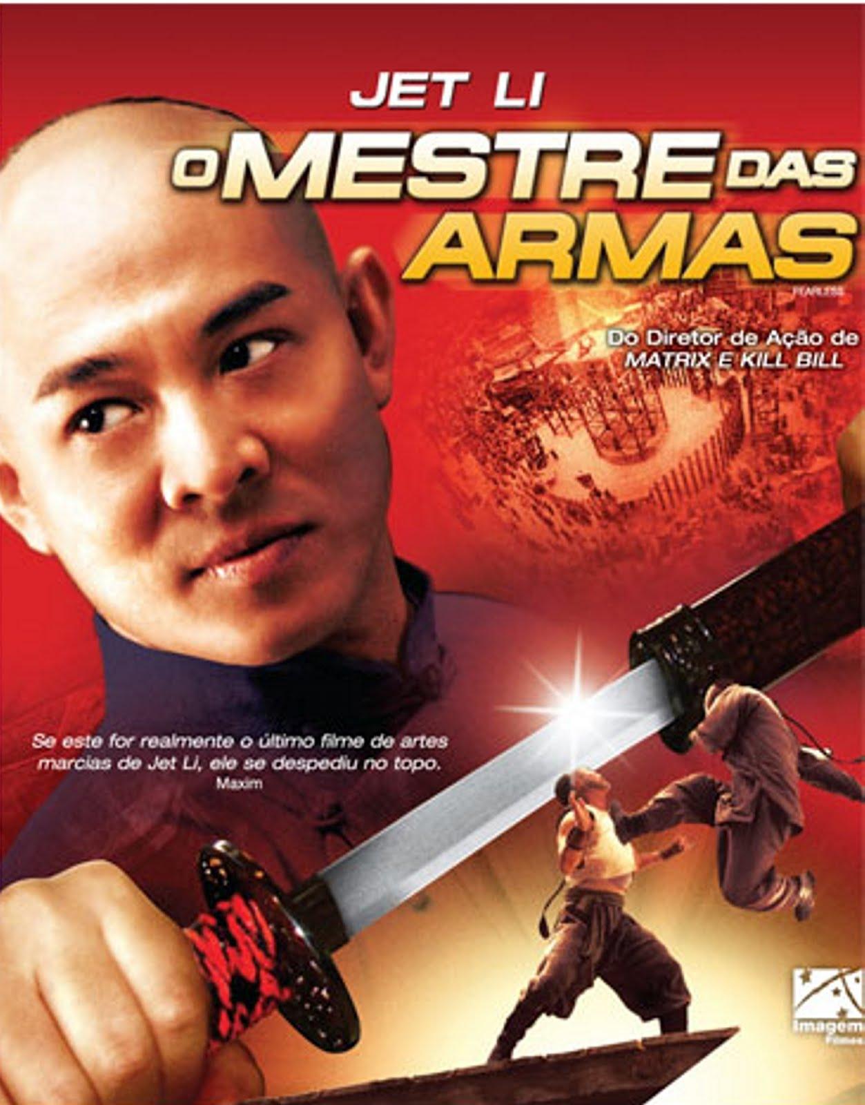 O Mestre das Armas (Dublado)