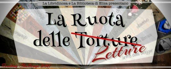 La ruota delle Letture - Reading Challenge 2017