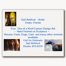 Gail Ashford Fine Art ~ Sculpture, Ceramics, Murals, Painting