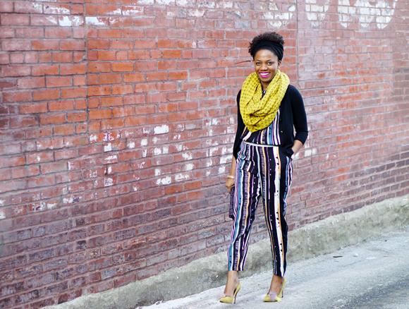 Wear Now: Ella Moss Jumpsuit