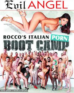 """Rocco""""s Italian Porn Boot Camp (2015)"""