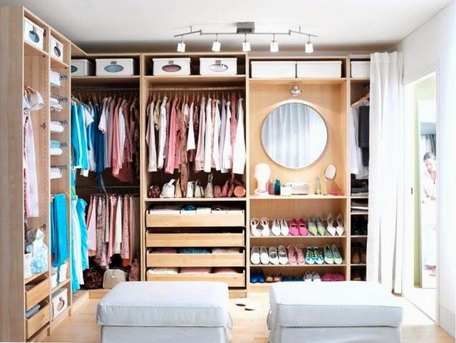 Guardaroba Cabina Armadio Ikea : Ikea cabina armadio algot u casamia idea di immagine