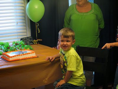 ninja turtle birthday