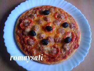 بيتزا بالهوت دوك بالصور