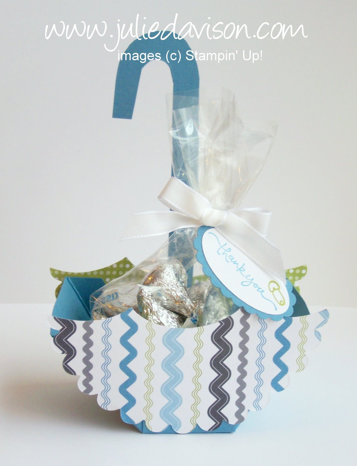 Tutorial for paper umbrella favor boxes for a shower or centerpiece ...
