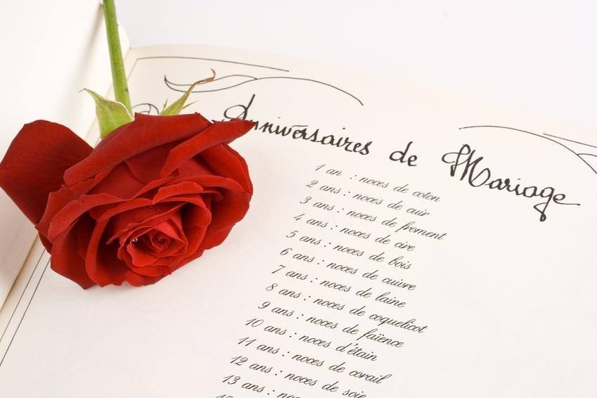 message pour anniversaire de mariage 5 ans