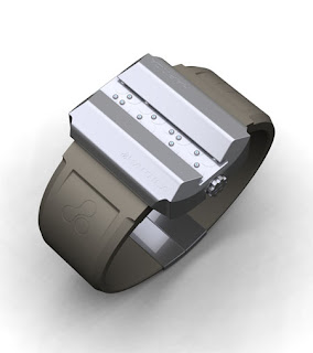 image of Haptica Braille Watch