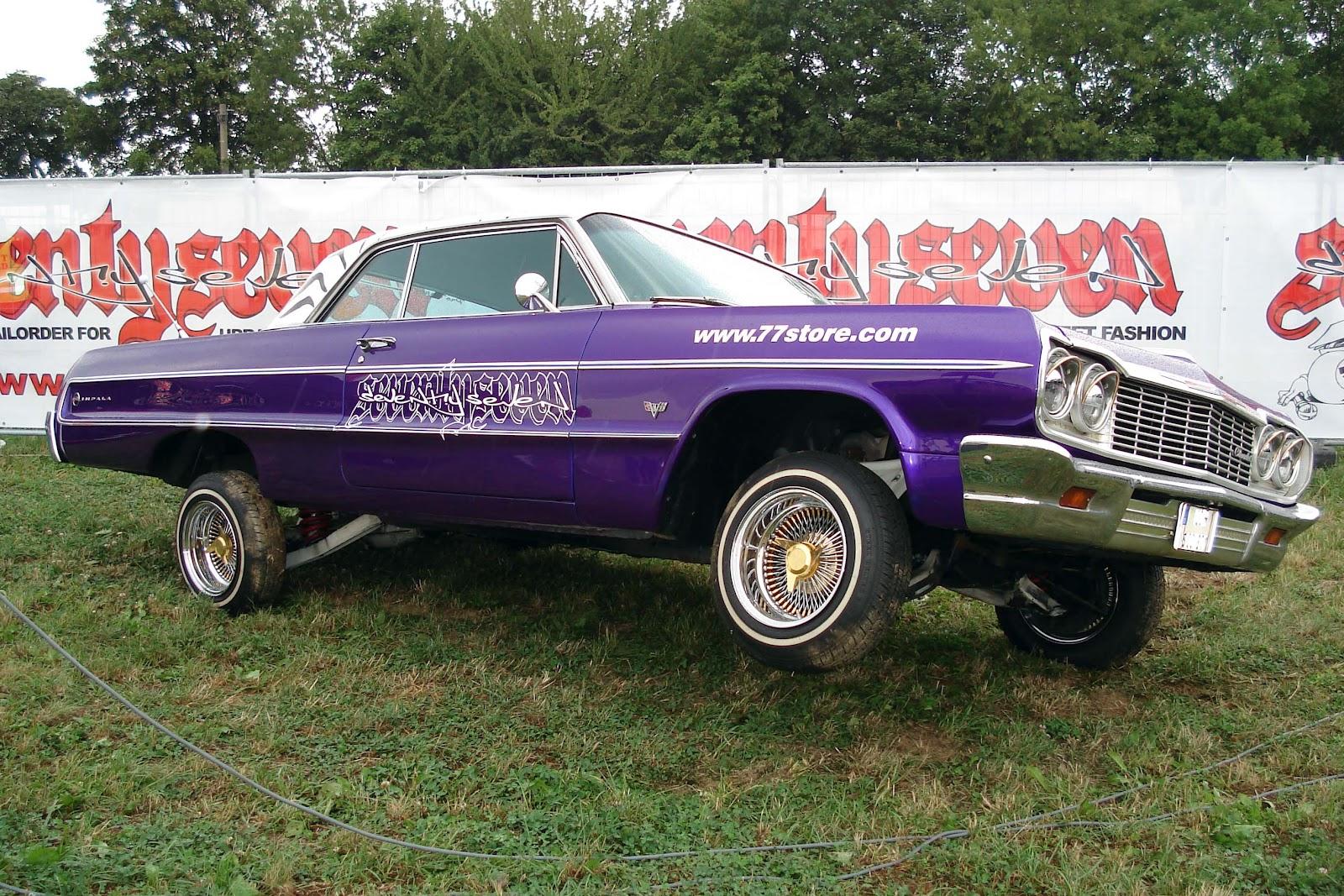 www.miautoaccesorio.com: Los autos de suspensión Lowriders