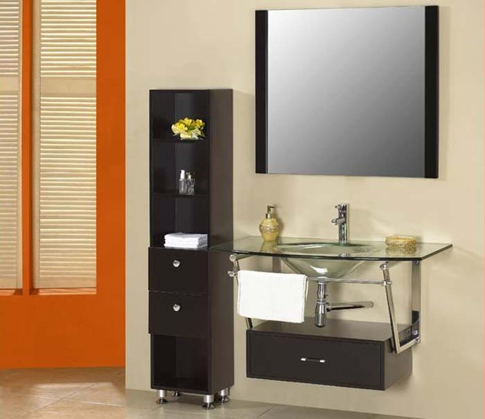 Bathroom Vanities And Cabinets Gallery