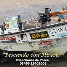"""""""Pescando con Hiram"""""""