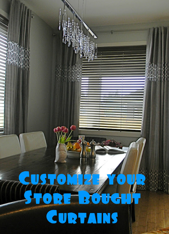 the design pages pimp my curtains. Black Bedroom Furniture Sets. Home Design Ideas