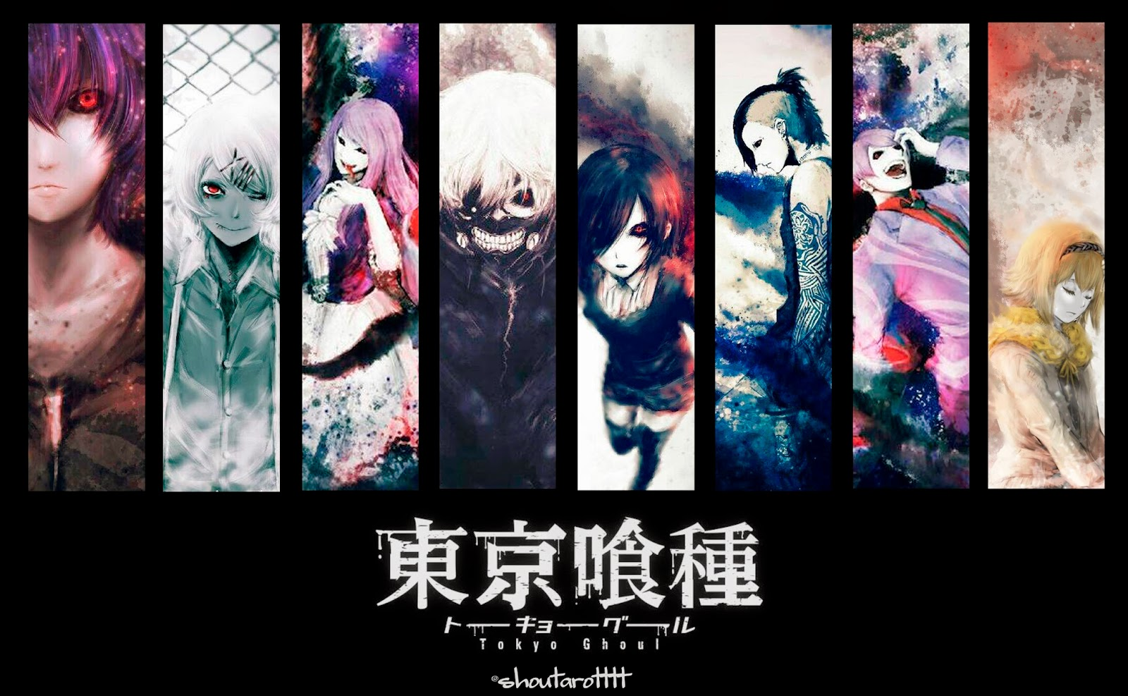 Tokyo ghoul ova jack sub indo hentia queen