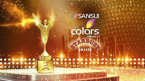 Poster Of Stardust Awards 2016 Full Show Watch Online Dailymotion HDTVRip 480P 400MB
