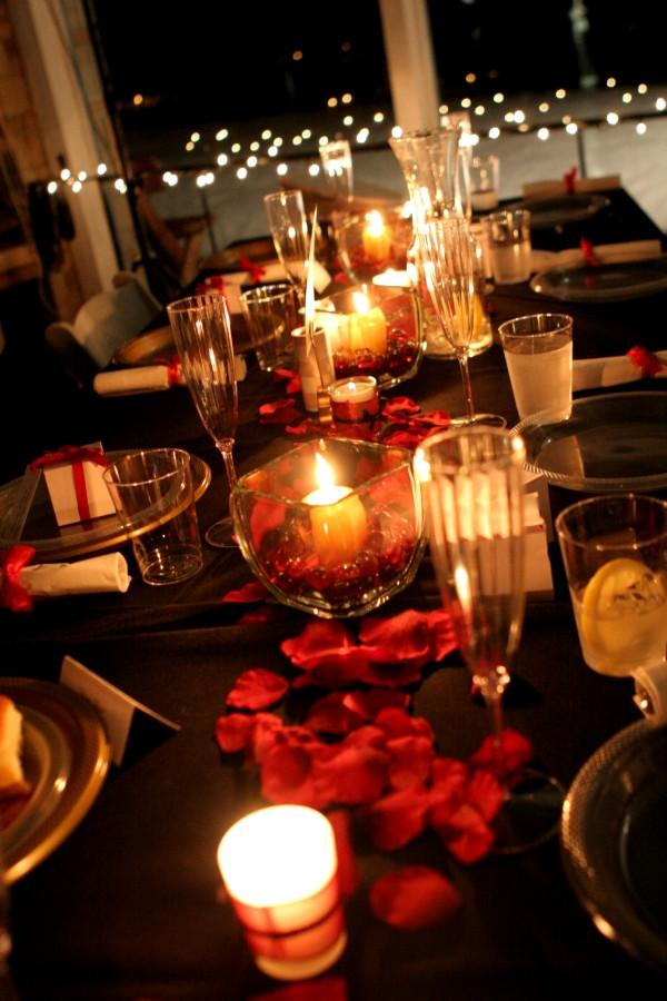 Red Wedding Decoration Ideas