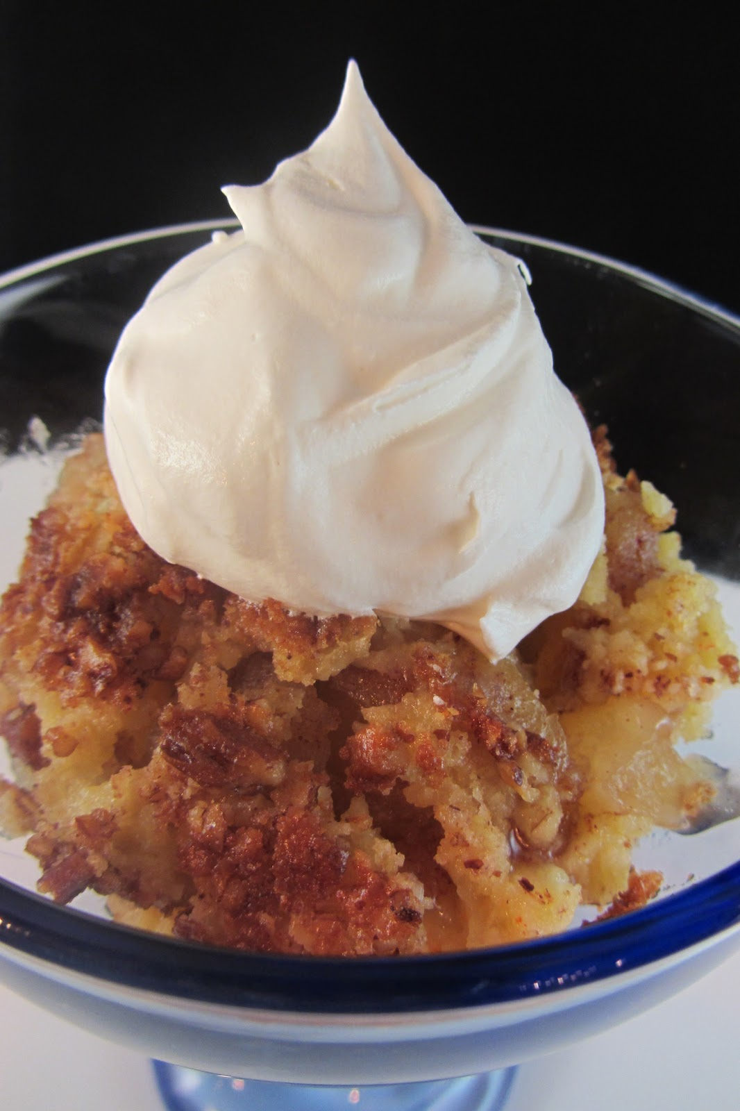 The Mandatory Mooch: Apple Dump Cake
