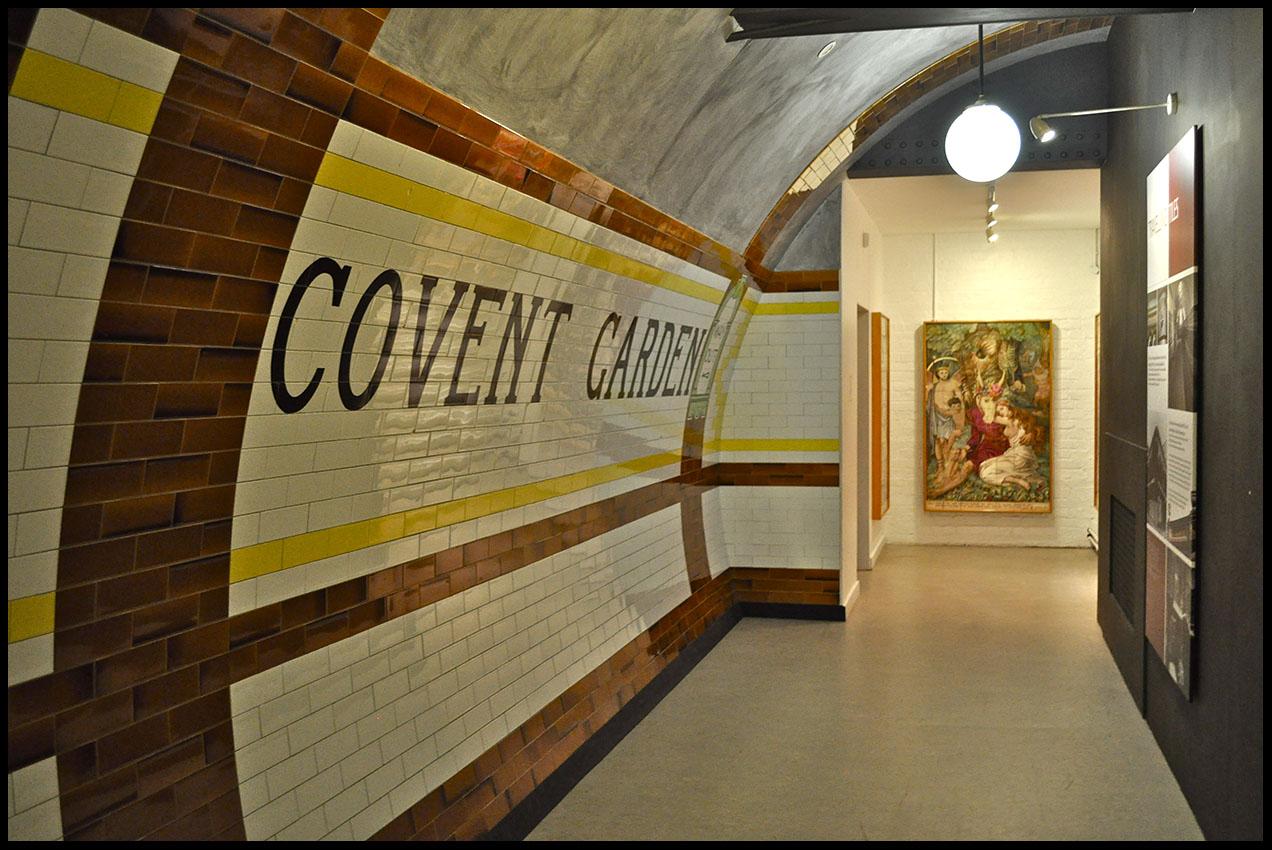 Phil Beard: Jackfield Tile Museum