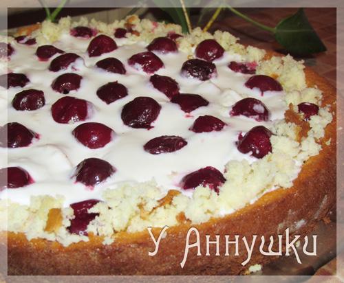 торт бисквитно желейный рецепт быстро и просто