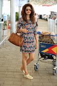 Shraddha das spotted at Airport-thumbnail-1