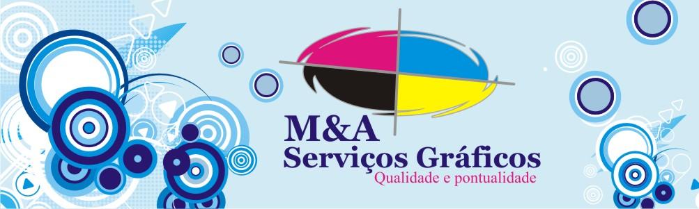M & A SERVIÇOS GRÁFICOS
